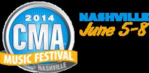 2014 CMA Fest, logo