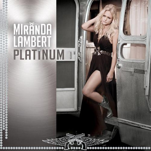 Miranda Lambert, Platinum, Album Cover