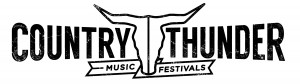 Country Thunder, Logo, Arizona