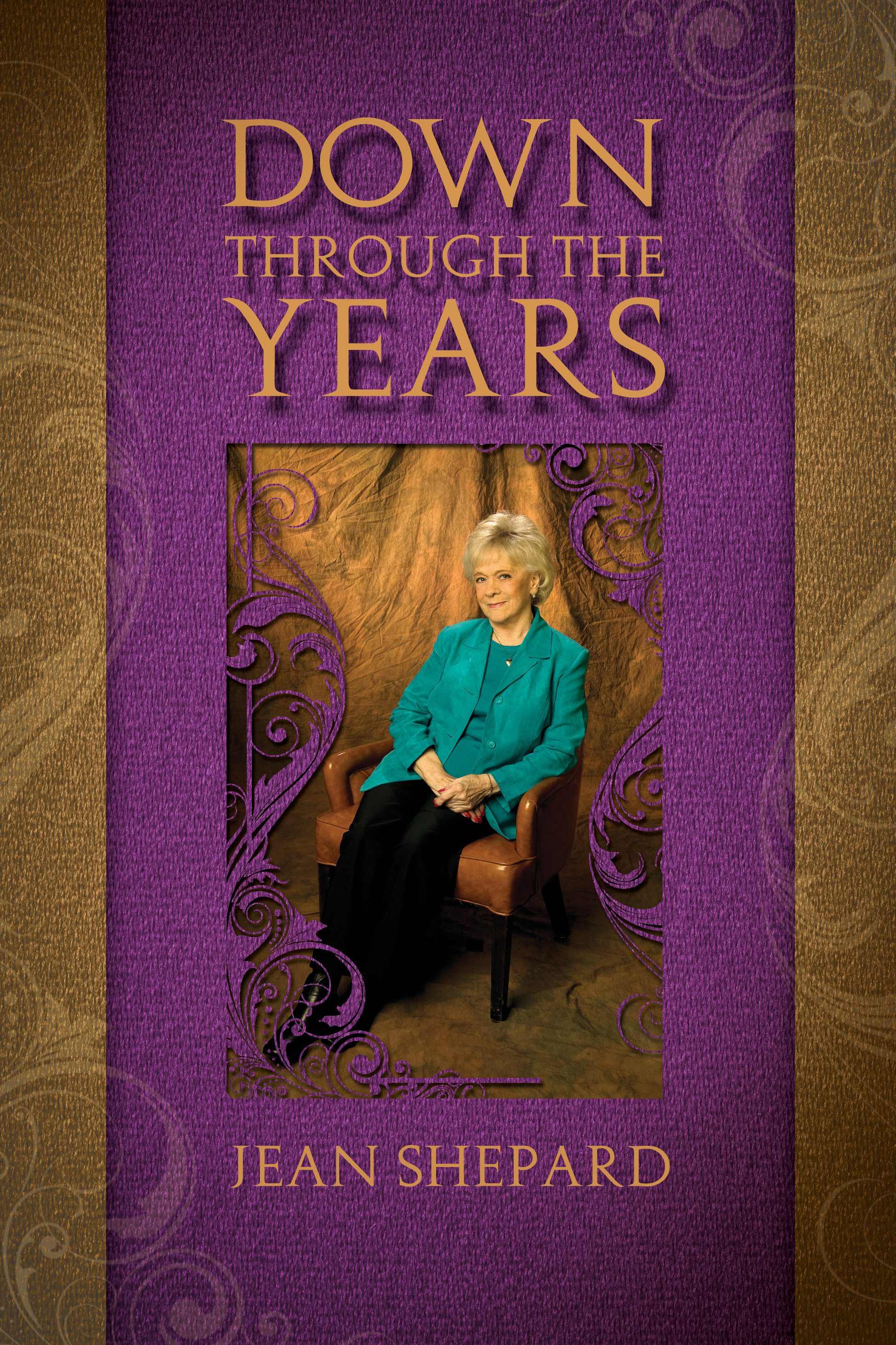 "of Famer Jean Shepard will be releasing "" Down Through the Years ..."