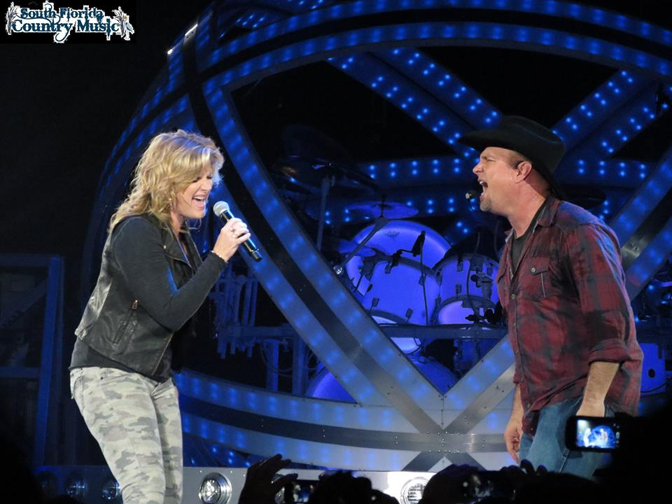 Trisha Yearwood & Garth Brooks