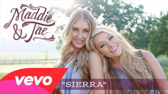 Check out this new song from maddie amp tae called sierra and tell