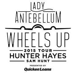 "Lady Antebellum Announces ""Wheels Up 2015 Tour"" with ..."