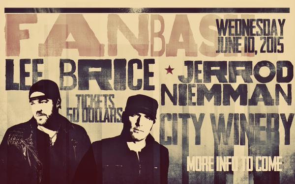 Jerrod Niemann Fan Bash #5 – Nashville, TN » Hometown Country Music
