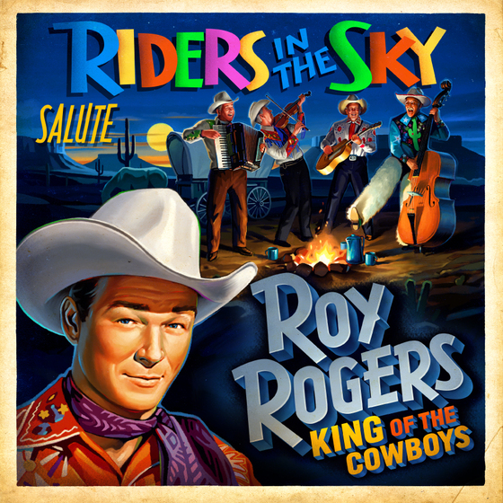 I Am Ridder Mp3: Riders In The Sky Announce Roy Rogers Tribute Album